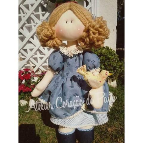 Projeto Boneca Milady Mary