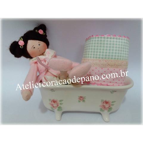 Projeto Boneca na Banheira - Via Correios