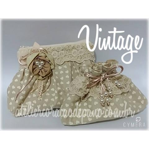 Projeto Digital - Necessaire Vintage