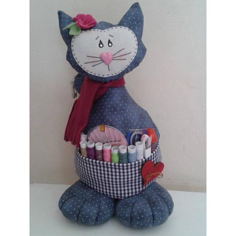 Projeto Gato Costureiro