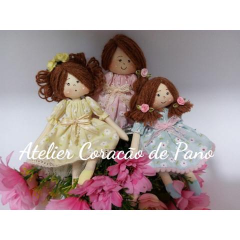 PROJETO Mini Bonecas