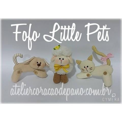 Projeto Via Correio - Fofo Little Pets