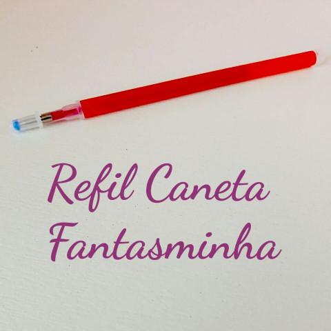 REFIL - Caneta Fantasminha Rosa