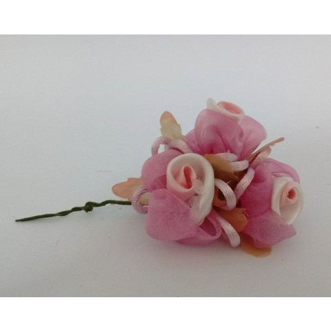 Rosa de Voal - Lavanda