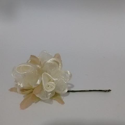 Rosa de Voal - Pérola