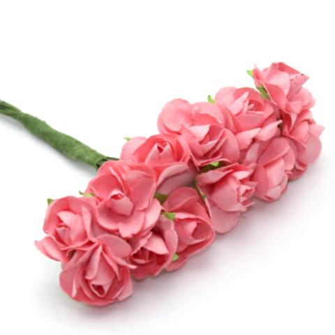 Rosas de Papel - Rosa