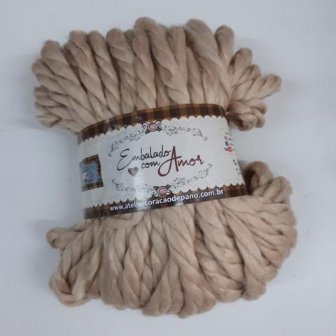 Lã Trançada - Nude