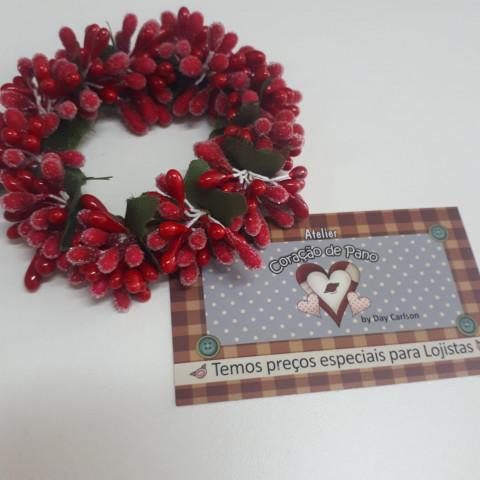 Porta Guardanapo Charmoso - Azevinho