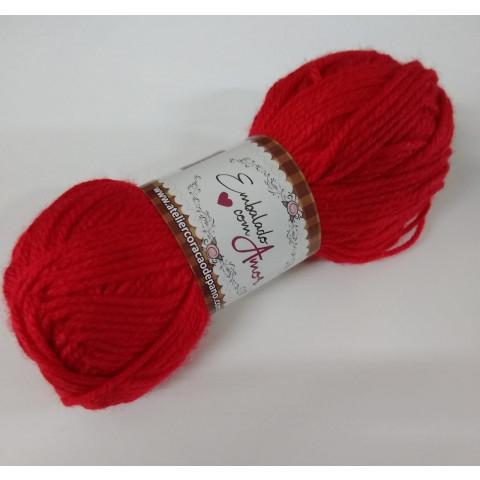 Lã Multiuso I - Vermelho (40g)