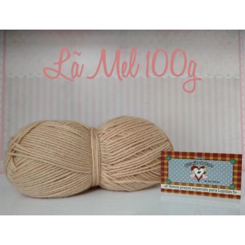Lã Multiuso III - MEL (100g)
