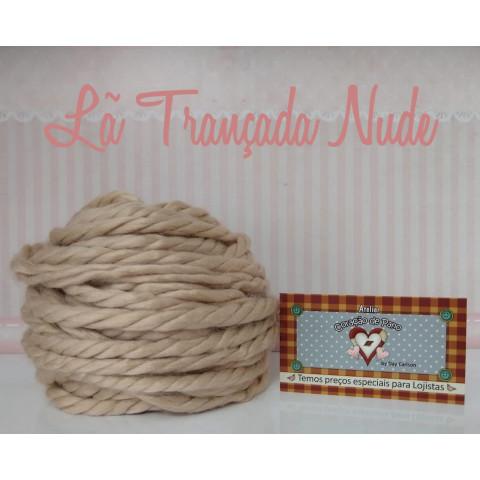 Lã Trançada III - Nude