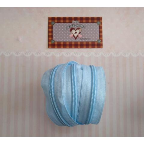 ZIPER Nº5 - 2 metros - Azul Bebe