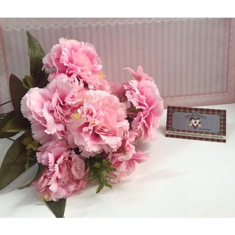 Bouquet de Flores Artificiais abertas - FL06
