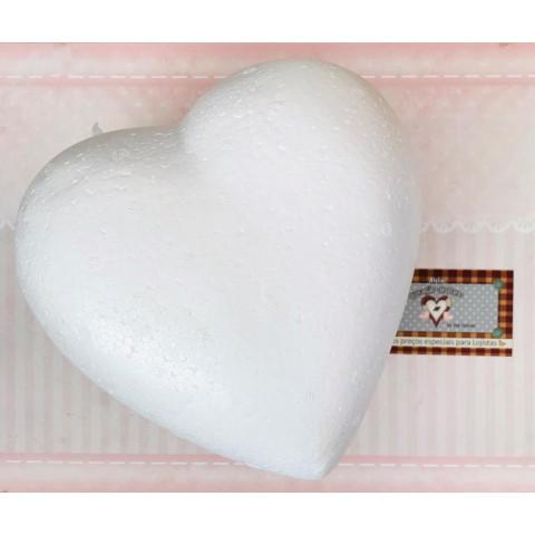 Coração em Isopor