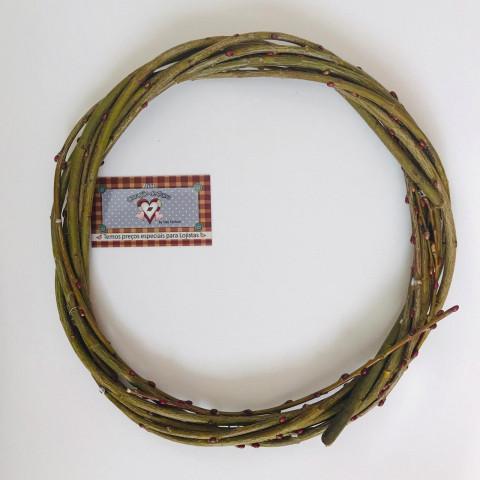 Guirlanda de Cipó - 28 cm