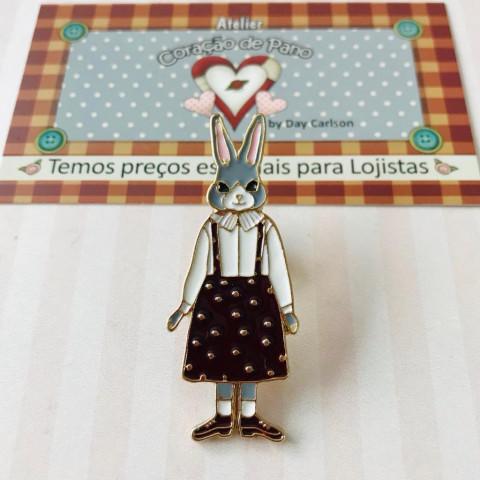 BROCHE III -  Srª COELHA