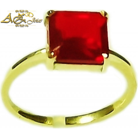 Anel em ouro 18K - AN023