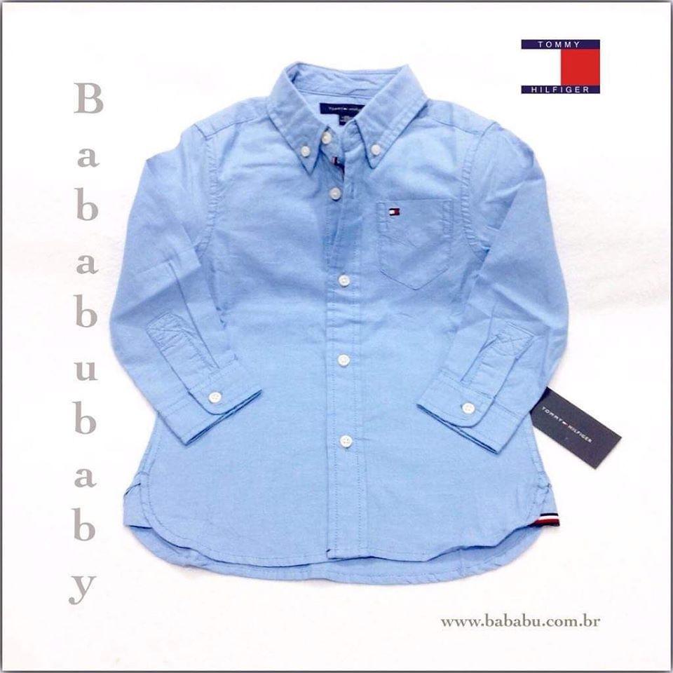 Camisa TOMMY HILFIGER  2/3 anos - R$ 119,90
