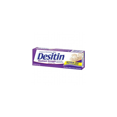 Pomada Desitin - Roxa - 113g - Maximum Strength