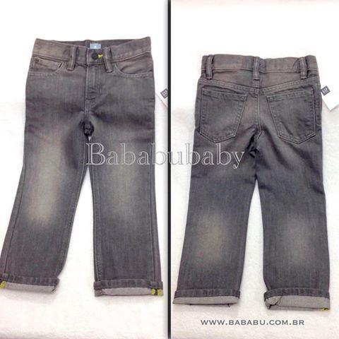 Calça Jeans BABY GAP  3 anos - R$ 99,90.