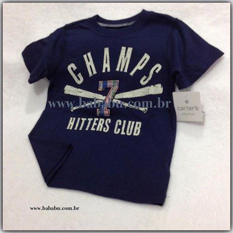 Camiseta CARTERS  2 anos - R$ 89,90.