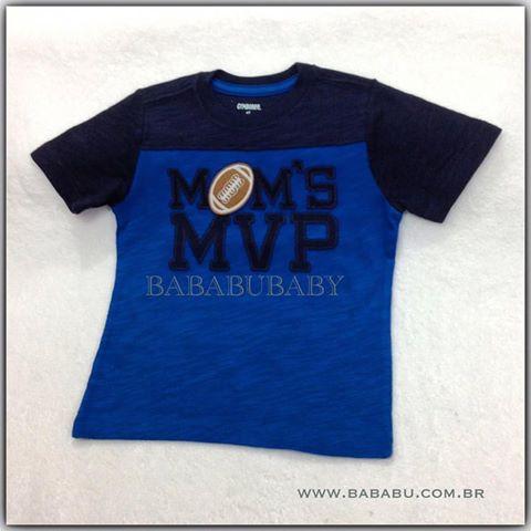 Camiseta GYMBOREE  2 anos - R$ 69,90.