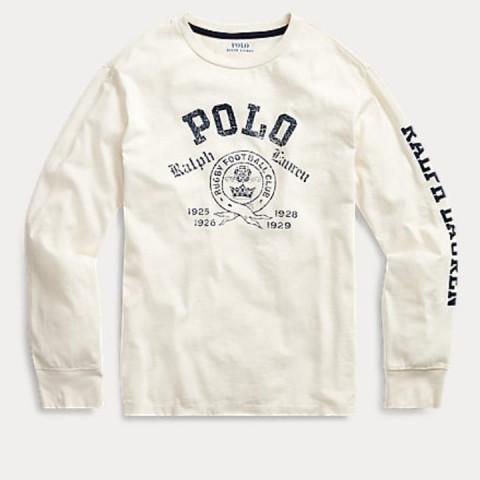 Camiseta Ralph Lauren - 8 anos - R$ 129,90