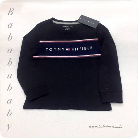 Camiseta TOMMY HILFIGER  4/5 anos - R$ 119,90.