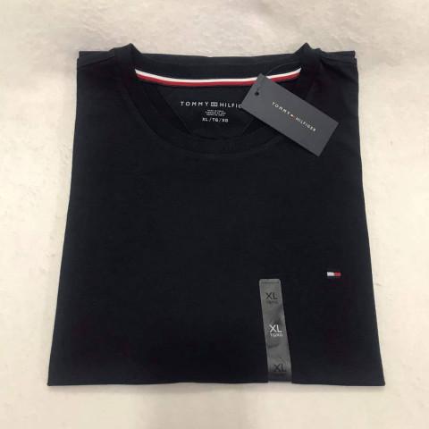 Camiseta Adulto TOMMY HILFIGER  XL (GG) - R$ 139,90 preta