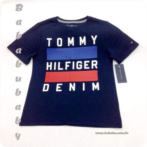 Camiseta Tommy Hilfiger - 8/10 anos - 109,90