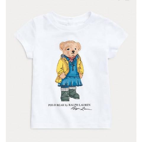 Camiseta RALPH LAUREN  2 anos - R$ 169,90 ursinha