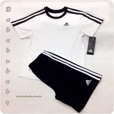 Conjunto Adidas 2 pecas - 5T - R$ 149,90