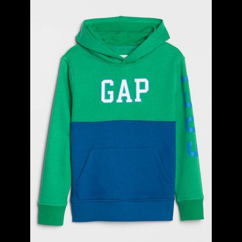 Moletom GAP original 8 anos - R$ 169,90 verde e azul