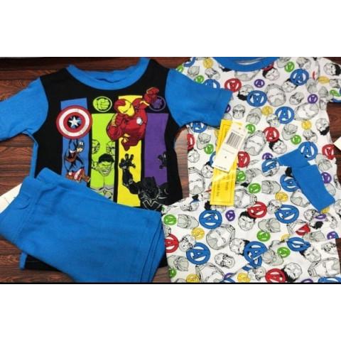 Kit Pijama - 4 peças - 4 anos - R$ 149,90 Advengers