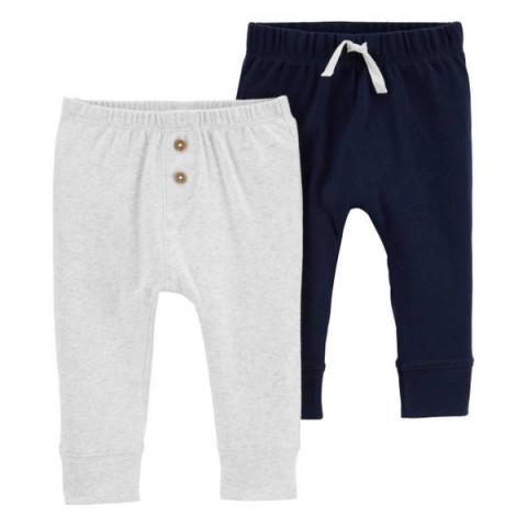 Kit 2 calcas avulsas Carters - 24 meses - R$ 99,90 menino