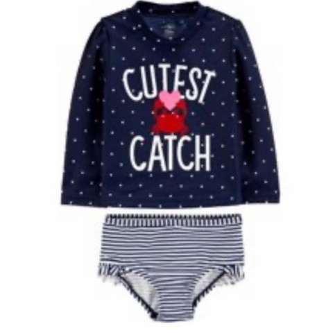 Kit Praia child of mine by CARTERS - 24 meses - R$ 109,90