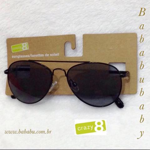 Oculos Crazy8 - 4 a 8 anos - R$ 59,90