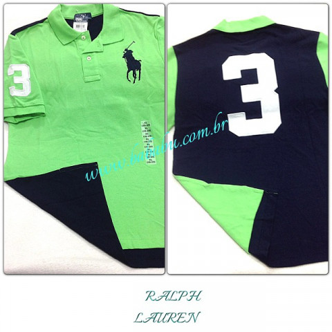 Polo RALPH LAUREN  XL (18-20) - R$ 139,90