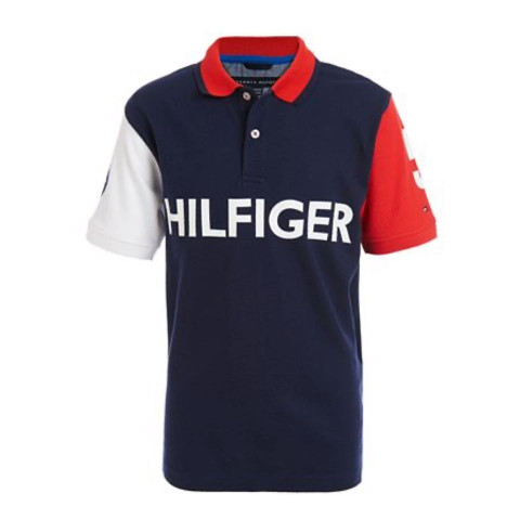 Polo TOMMY HILFIGER  6 anos - R$ 129,90.