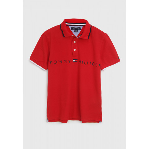 Polo Tommy Hilfiger - 4/5 anos - R$ 149,90