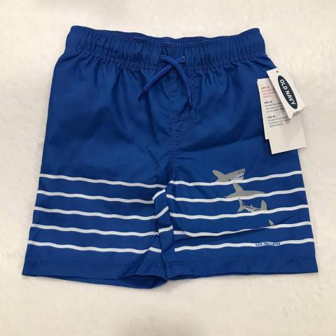Shorts Old Navy - 3anos - R$ 69,90 azul
