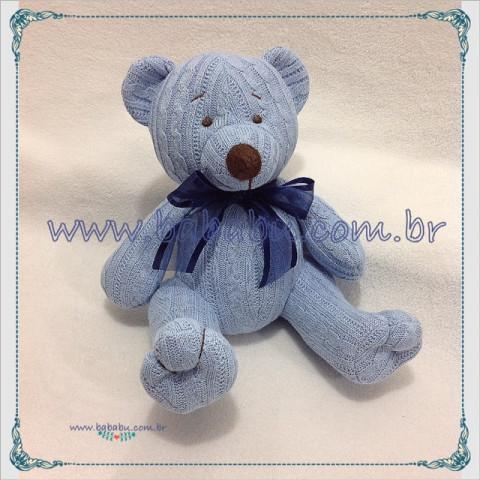 Urso de linha Azul - R$ 129,90