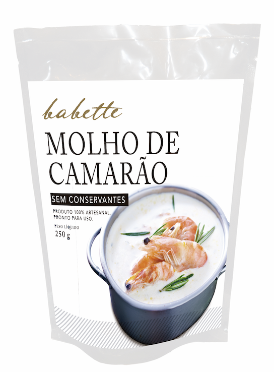 MOLHO DE CAMARÃO