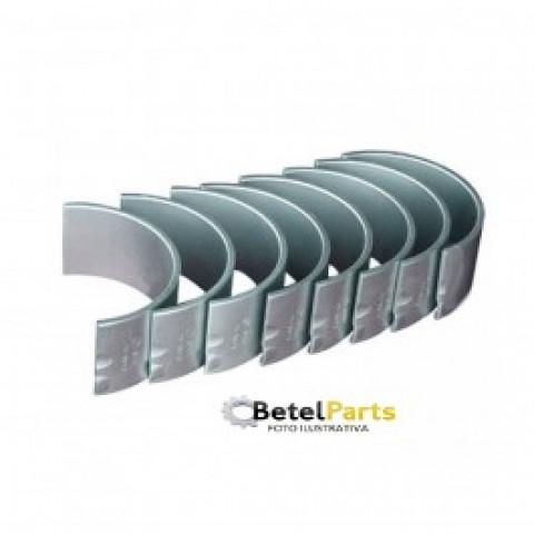 BRONZINA BIELA MITSUBISHI 1.8 16v. 4G93 LANCER /MIRAGE /PAJERO IO /COLT 1.6 16v. 4G92 81mm 0,50mm