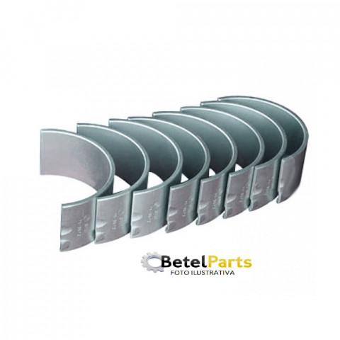 BRONZINA DE BIELA KADETT /MONZA 1.6/1.8/2.0  /VECTRA 2.2 8/16v.  /S-10 2.4 8v. 0,25mm