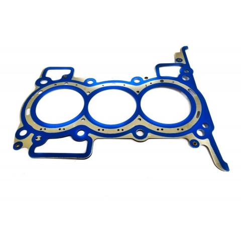 JUNTA CABECOTE MOTOR RENAULT LOGAN /SANDERO KWID VIBE /EXPRESSION /AUTHENTIQUE 1.0 12v. FLEX 17/.. SCe B4D /BR10 3 CIL. 82/79CV 999cc DIAM. =71mm JT. METAL ESPESSURA =0,3mm