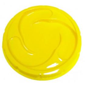 Beyblade Stadium/arena Battle amarela com pequenos defeitos