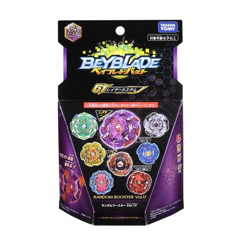 Beyblade Burst B-151 Random Booster Vol. 17 Tact Longinus.12E.T' Sou - Takara Tomy