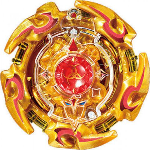 Beyblade Burst Alter Chronos LAYER Golden Vers + Pokemon Card -  B-00 - Takara Tomy