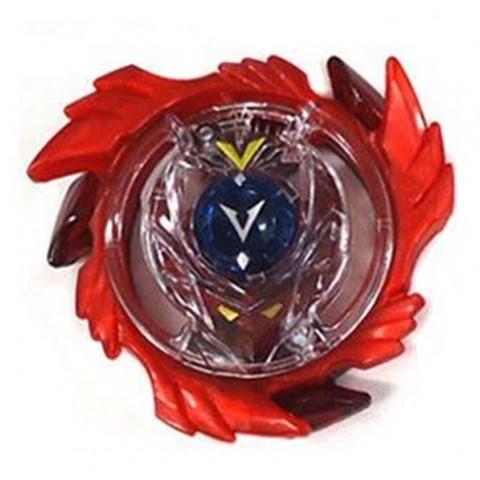 Beyblade Burst God Valkyrie LAYER Achilles red ver. + Cards - B-00 Takara Tomy